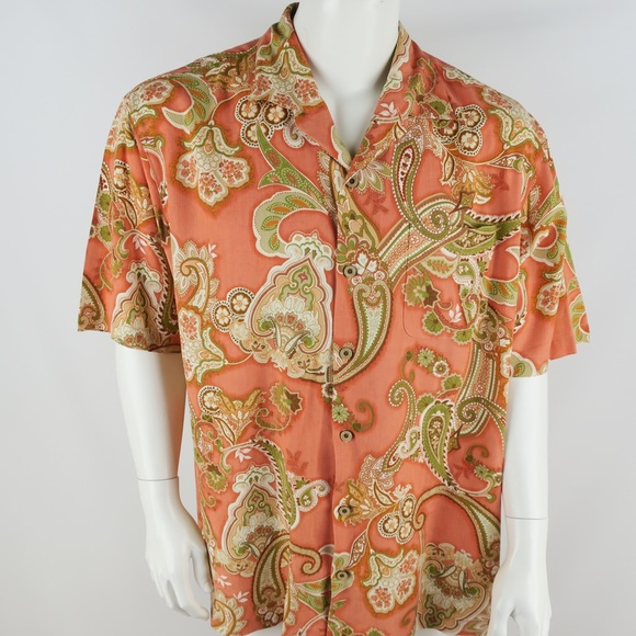 tommy bahama silk hawaiian shirts